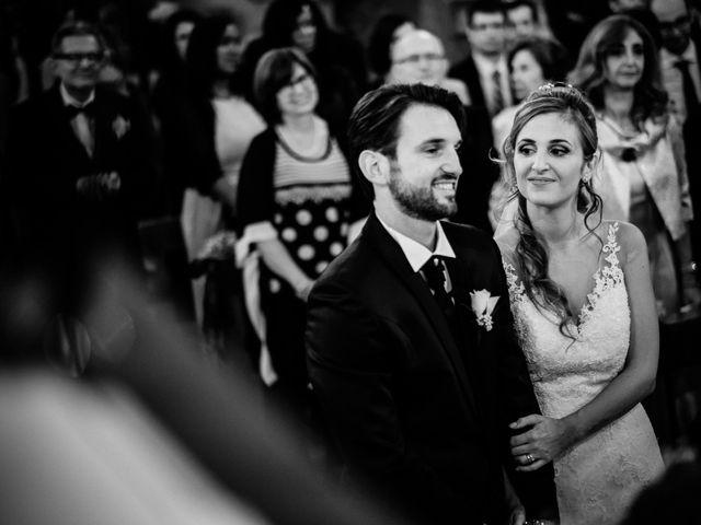 Il matrimonio di Giuliano e Silvia a Viareggio, Lucca 93