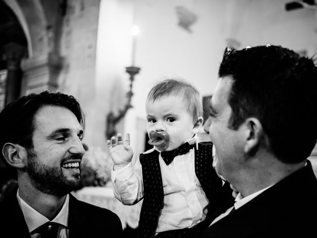 Il matrimonio di Giuliano e Silvia a Viareggio, Lucca 95