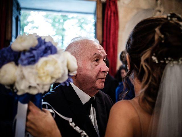 Il matrimonio di Giuliano e Silvia a Viareggio, Lucca 100