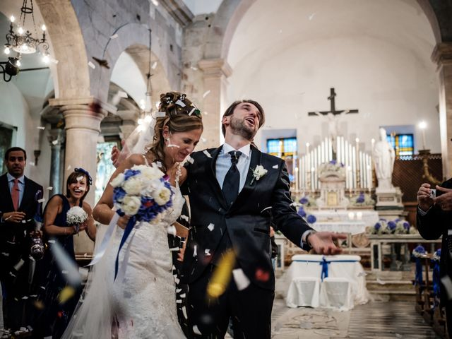 Il matrimonio di Giuliano e Silvia a Viareggio, Lucca 101