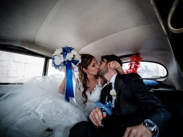 Il matrimonio di Giuliano e Silvia a Viareggio, Lucca 105