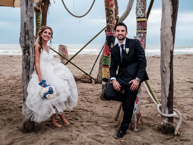 le nozze di Silvia e Giuliano