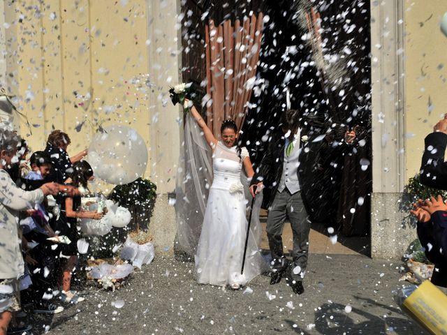 Il matrimonio di Maurizio e Valentina a Monza, Monza e Brianza 11