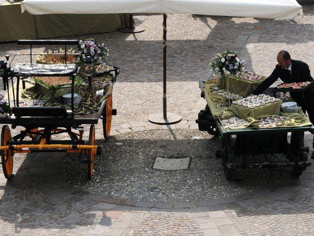 Il matrimonio di Maurizio e Valentina a Monza, Monza e Brianza 14