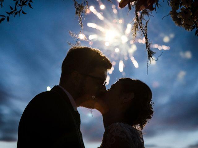 le nozze di Sagita e Diego