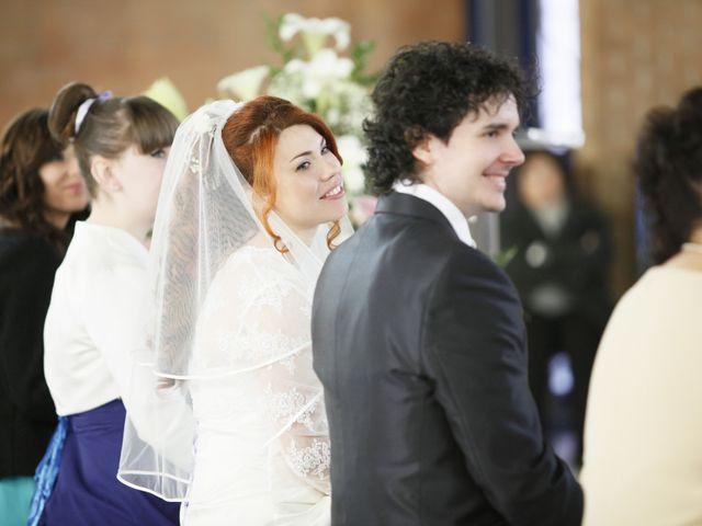 Il matrimonio di Luca e Giulia a Settimo Torinese, Torino 13