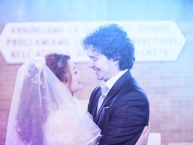 Il matrimonio di Luca e Giulia a Settimo Torinese, Torino 15