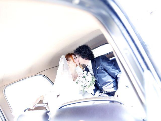 Il matrimonio di Luca e Giulia a Settimo Torinese, Torino 16