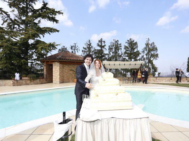 Il matrimonio di Luca e Giulia a Settimo Torinese, Torino 17