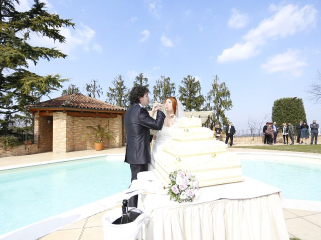 Il matrimonio di Luca e Giulia a Settimo Torinese, Torino 18