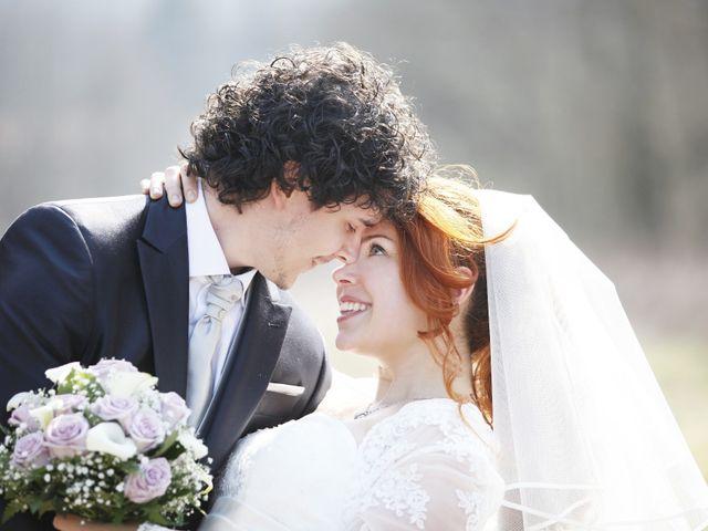 Il matrimonio di Luca e Giulia a Settimo Torinese, Torino 22