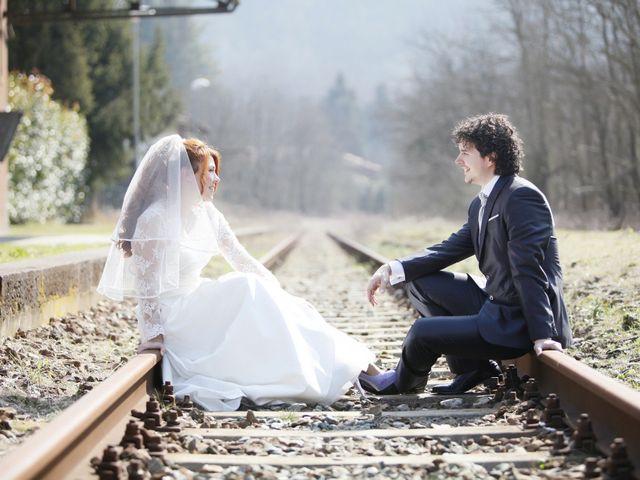 Il matrimonio di Luca e Giulia a Settimo Torinese, Torino 23