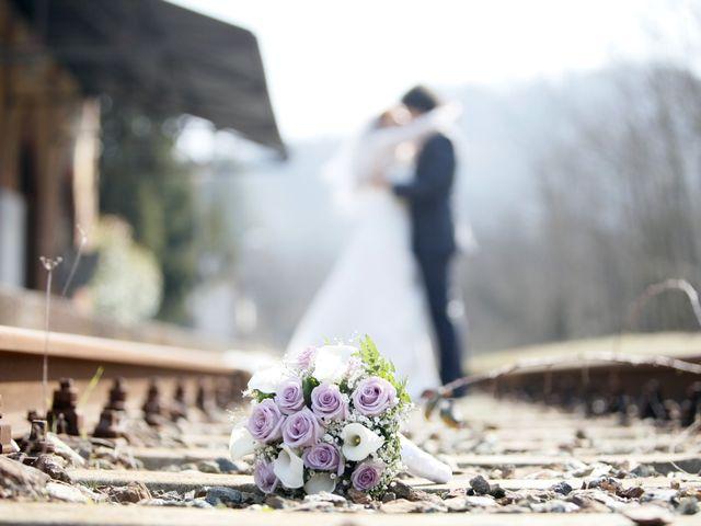 Il matrimonio di Luca e Giulia a Settimo Torinese, Torino 25