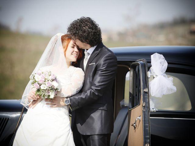 Il matrimonio di Luca e Giulia a Settimo Torinese, Torino 27
