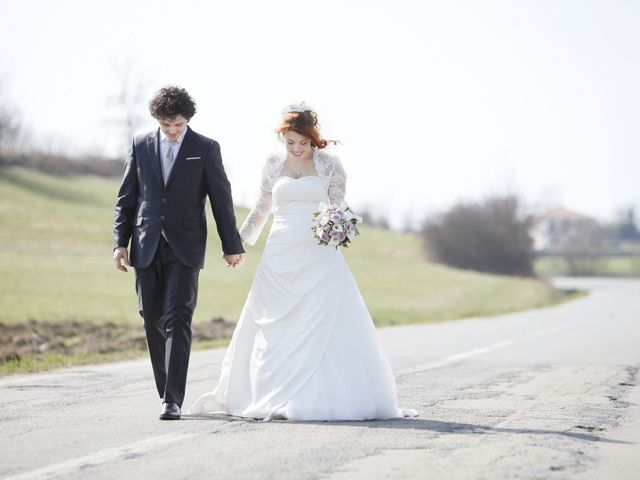 Il matrimonio di Luca e Giulia a Settimo Torinese, Torino 28