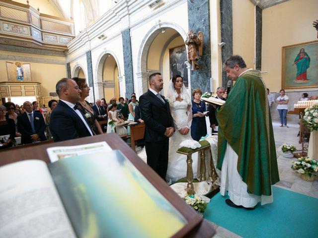 Il matrimonio di Vincenza e Carlo a Montesarchio, Benevento 18