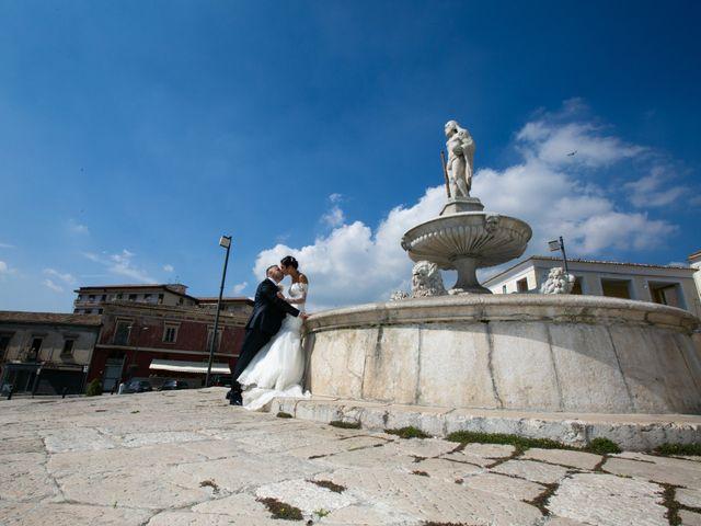 Il matrimonio di Vincenza e Carlo a Montesarchio, Benevento 25