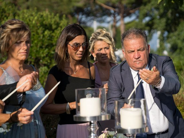 Il matrimonio di Matteo e Claudia a Carrara, Massa Carrara 24
