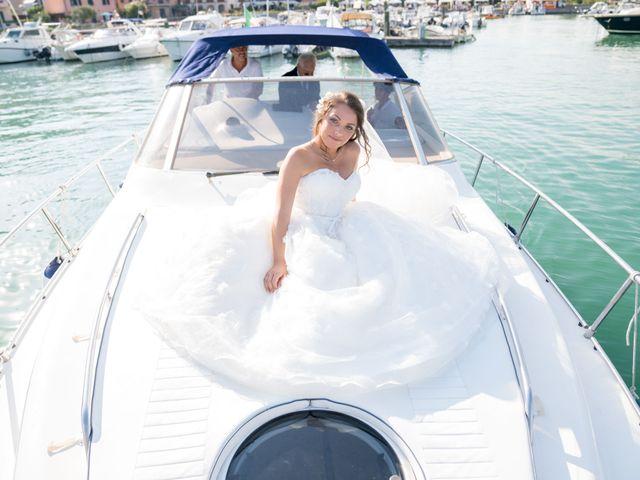 Il matrimonio di Matteo e Claudia a Carrara, Massa Carrara 28