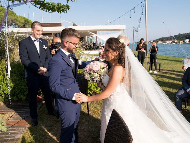 Il matrimonio di Matteo e Claudia a Carrara, Massa Carrara 34