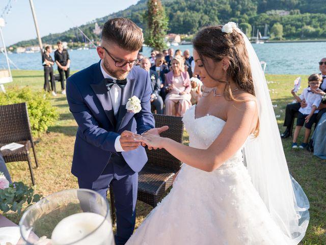 Il matrimonio di Matteo e Claudia a Carrara, Massa Carrara 35