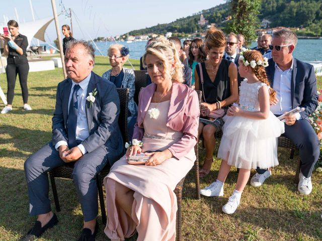 Il matrimonio di Matteo e Claudia a Carrara, Massa Carrara 38
