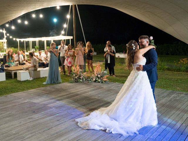 Il matrimonio di Matteo e Claudia a Carrara, Massa Carrara 60