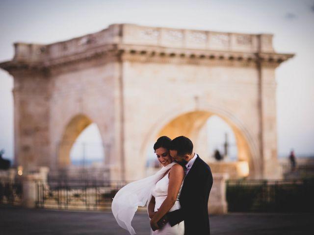 Le nozze di Emanuele e Federica
