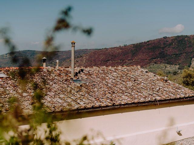 Il matrimonio di Hayes e Lyric a Cortona, Arezzo 3