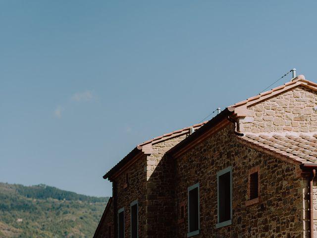 Il matrimonio di Hayes e Lyric a Cortona, Arezzo 8
