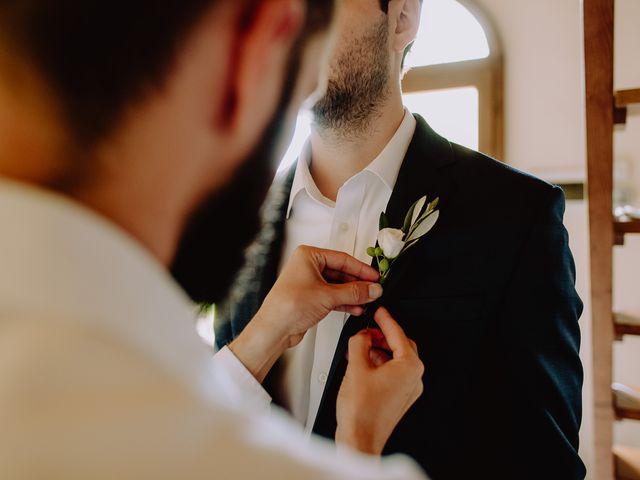 Il matrimonio di Hayes e Lyric a Cortona, Arezzo 30
