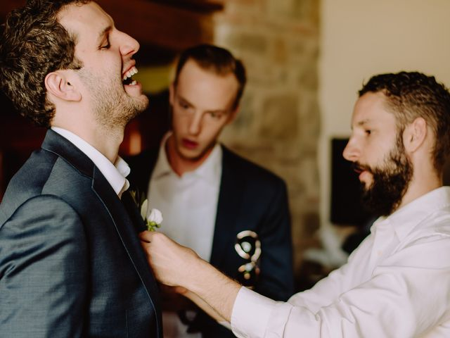 Il matrimonio di Hayes e Lyric a Cortona, Arezzo 31