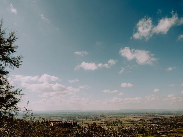 Il matrimonio di Hayes e Lyric a Cortona, Arezzo 33