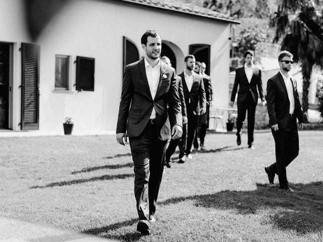 Il matrimonio di Hayes e Lyric a Cortona, Arezzo 35