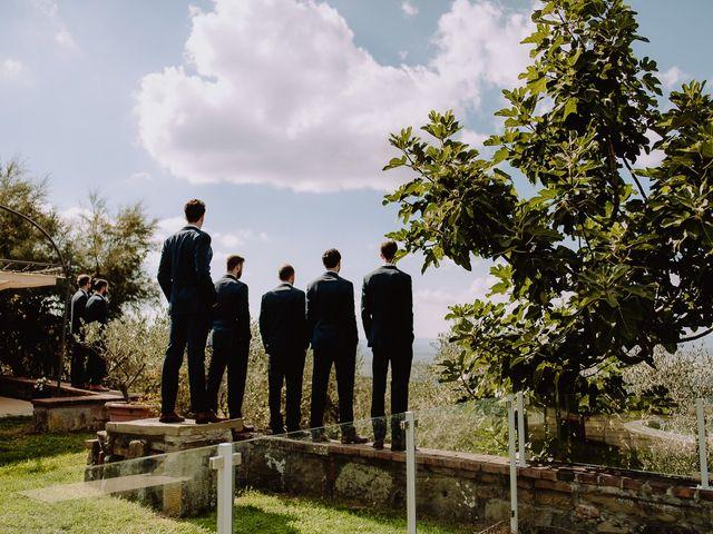 Il matrimonio di Hayes e Lyric a Cortona, Arezzo 36