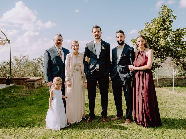 Il matrimonio di Hayes e Lyric a Cortona, Arezzo 44