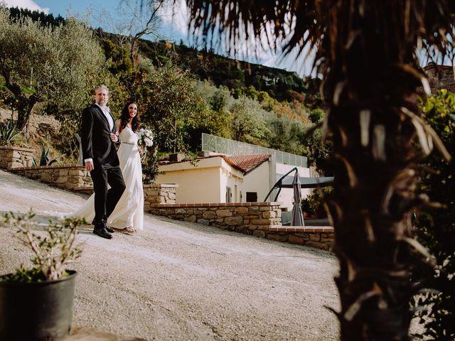 Il matrimonio di Hayes e Lyric a Cortona, Arezzo 75