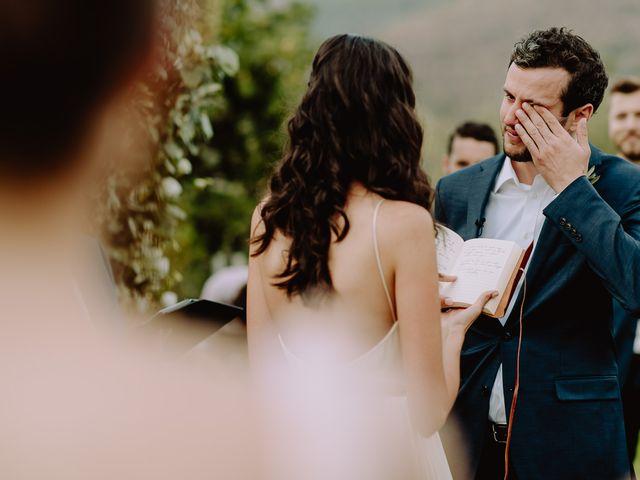 Il matrimonio di Hayes e Lyric a Cortona, Arezzo 80