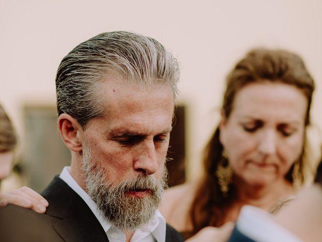 Il matrimonio di Hayes e Lyric a Cortona, Arezzo 88