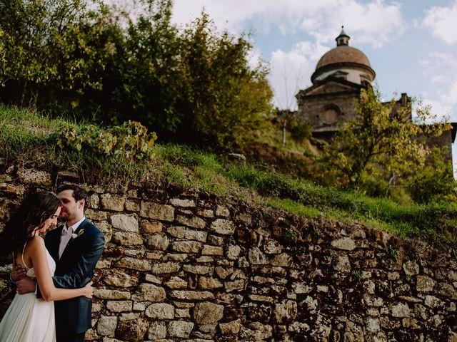 Il matrimonio di Hayes e Lyric a Cortona, Arezzo 95