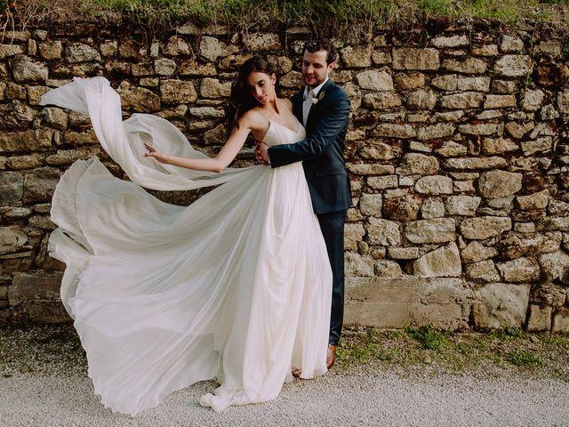 Il matrimonio di Hayes e Lyric a Cortona, Arezzo 96
