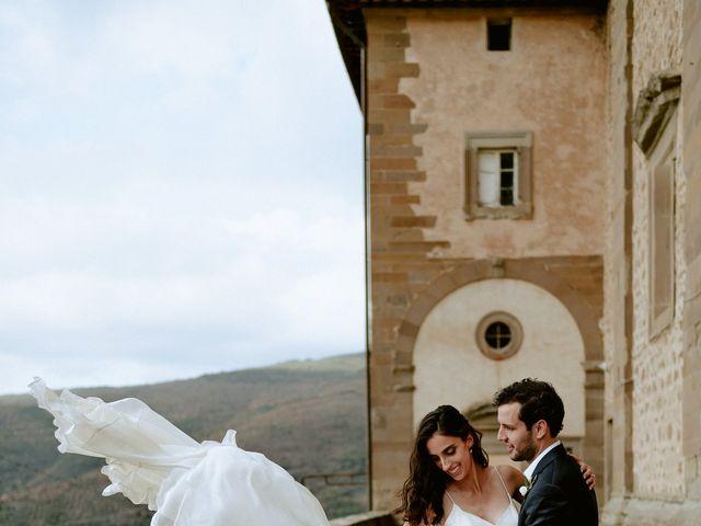 Il matrimonio di Hayes e Lyric a Cortona, Arezzo 101
