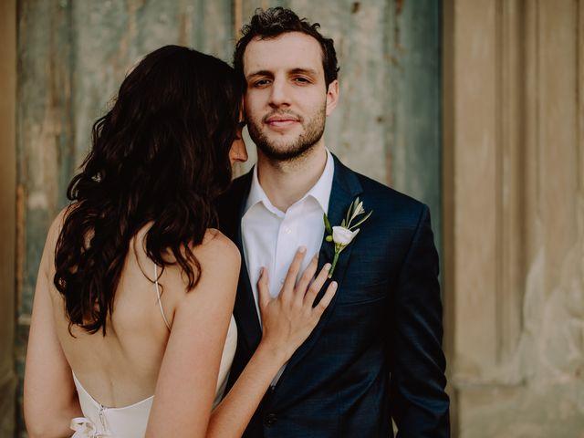 Il matrimonio di Hayes e Lyric a Cortona, Arezzo 105