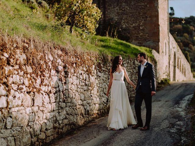 Il matrimonio di Hayes e Lyric a Cortona, Arezzo 110