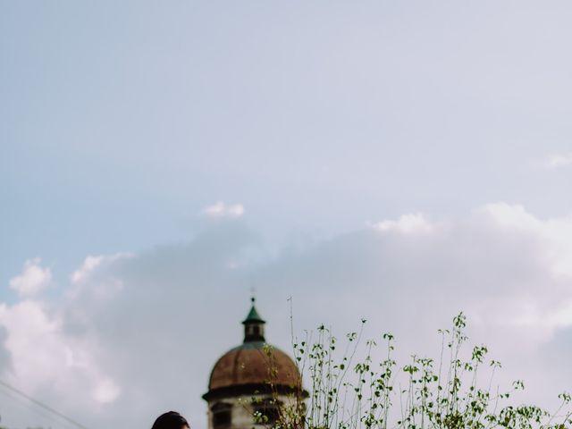Il matrimonio di Hayes e Lyric a Cortona, Arezzo 115