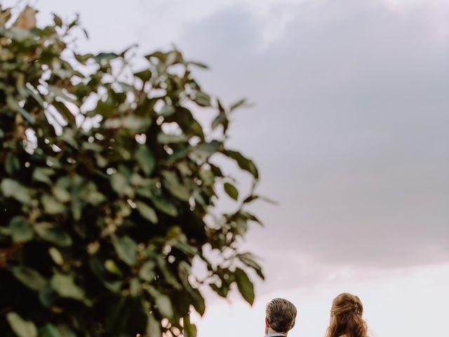 Il matrimonio di Hayes e Lyric a Cortona, Arezzo 124