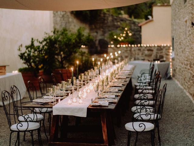 Il matrimonio di Hayes e Lyric a Cortona, Arezzo 143