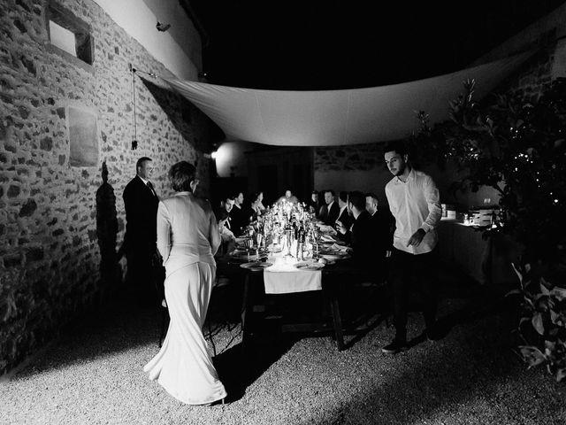 Il matrimonio di Hayes e Lyric a Cortona, Arezzo 168