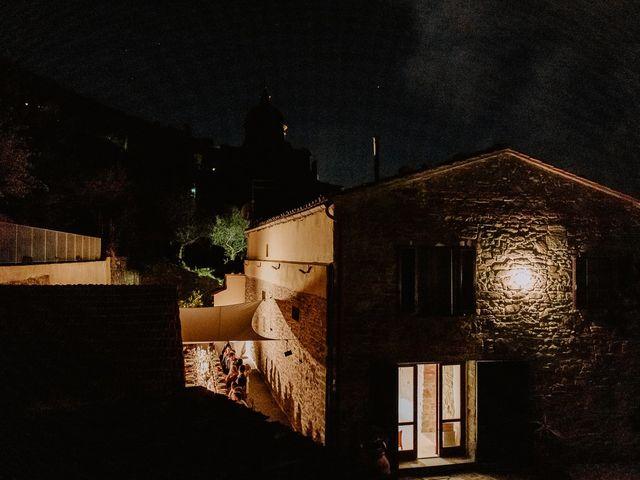 Il matrimonio di Hayes e Lyric a Cortona, Arezzo 171