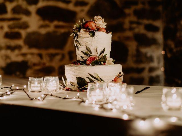 Il matrimonio di Hayes e Lyric a Cortona, Arezzo 178